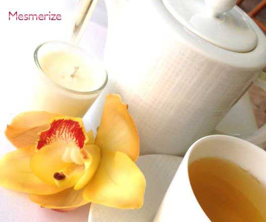 Relax with Mesmerise Candles